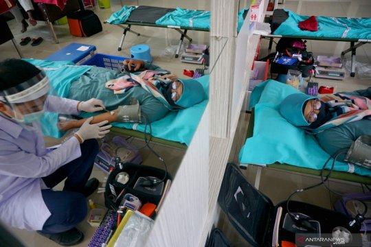 Donor darah saat pandemi COVID-19 aman