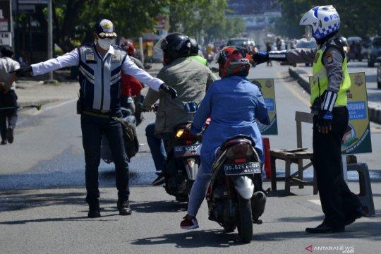 Kota Makassar mulai uji cobakan PSBB COVID-19