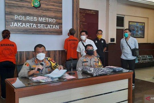 Polisi sebut pelaku penyebar hoaks begal di Cilandak seorang residivis