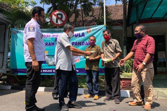 Yogyakarta gelar operasi pasar gula pasir 1,5 ton