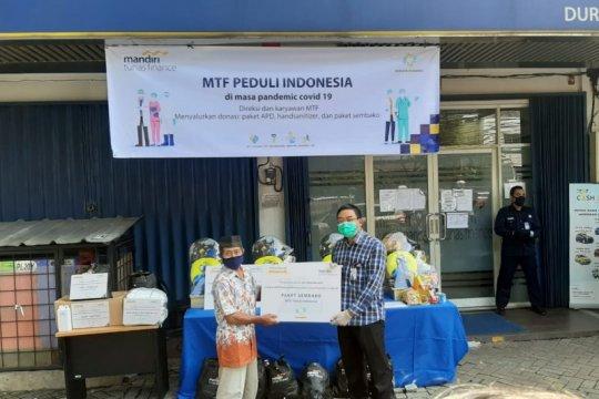 MTF restrukturisasi kredit 3.248 nasabah terdampak COVID-19