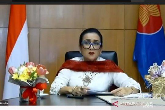Diplomat perempuan bicara makna Hari Kartini di tengah pandemi