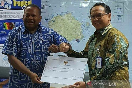 Indonesia beri bantuan untuk korban topan Harold di Fiji