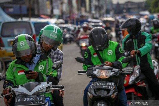 Riset: 73 persen pengemudi Gojek optimis pendapatan membaik