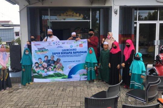 ACT Lampung buka dapur bersama selama Ramadhan