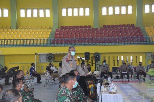 """Simulasi """"TGF"""" di Sumatera Utara satukan persepsi penanganan COVID-19"""