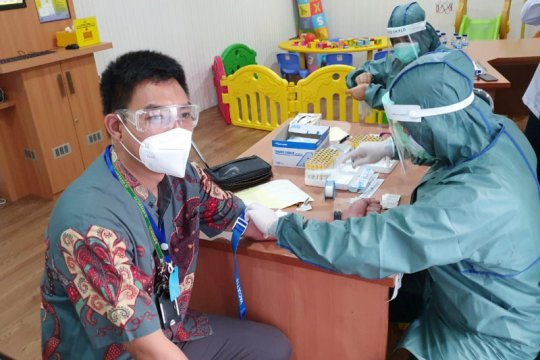 Pegawai Kejari Jakarta Selatan negatif COVID-19