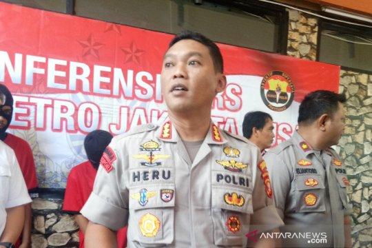 Kriminalitas di Jakarta Pusat turun selama pandemi COVID-19