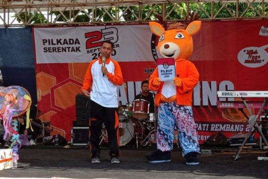 KPU: Realokasi dana Pilkada Rembang tunggu petunjuk Kemendagri