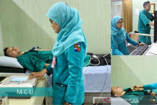 Satu dokter lagi dirawat di ruang isolasi RSUD Kota Bogor