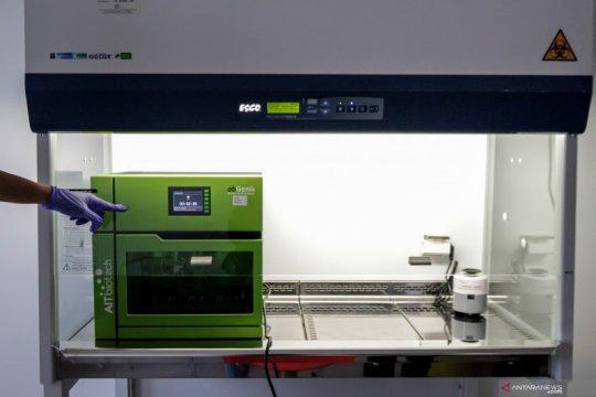 TFRIC-19: Distribusi 100 ribu PCR test kit hampir selesai