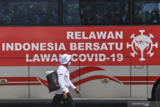 Kemarin relawan gelar tes massal COVID-19, Bandung Raya mulai PSBB