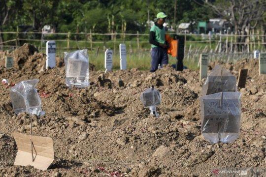 TPU Tegal Alur tingkatkan gali makam dari limpahan Pondok Ranggon