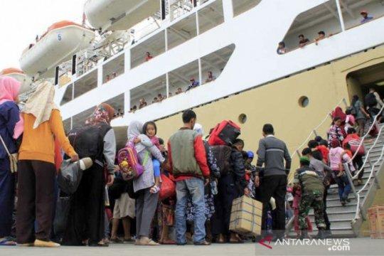 Pelni angkut 20 ribu lebih penumpang sejak 15 hari sebelum Idul Adha