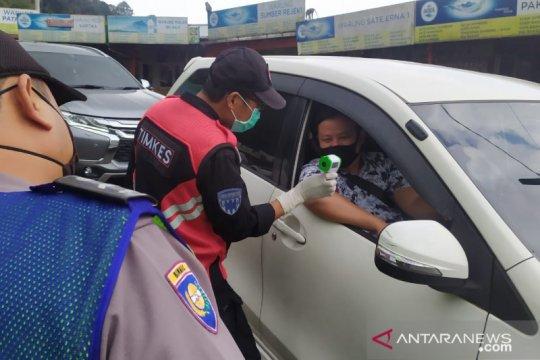 Jumlah ODP di Cianjur meningkat didominasi pemudik dari zona merah