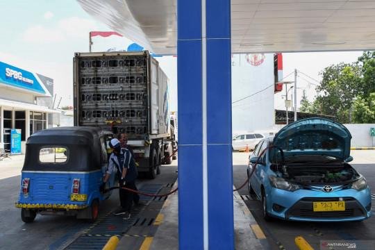 Maksimalkan gas domestik, Dirjen Migas resmikan SPBG Kaligawe