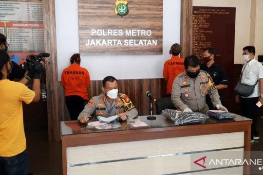 Kapolrestro Jaksel imbau masyarakat tak asal unggah kejadian kriminal