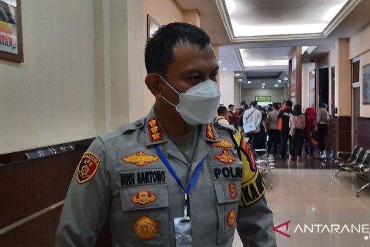 Kasus kriminal menonjol di Jaksel turun selama pandemi