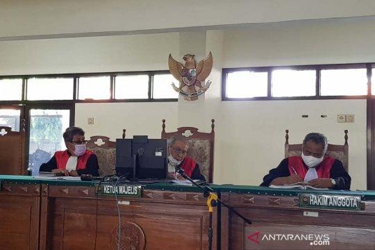Mantan Aspidsus Kejaksaan Tinggi Jateng dihukum 2,5 tahun penjara