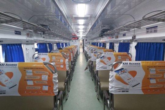 Jumlah penumpang di stasiun Daop 7 Madiun turun drastis