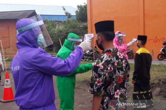 """Gugus Tugas COVID-19 Temanggung lakukan """"screening"""" ratusan santri"""