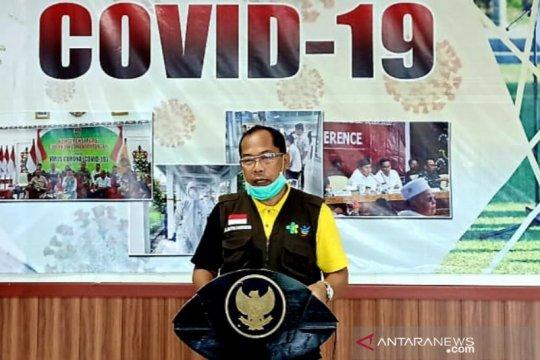 Kasus positif COVID-19 Kalteng bertambah dan satu PDP meninggal