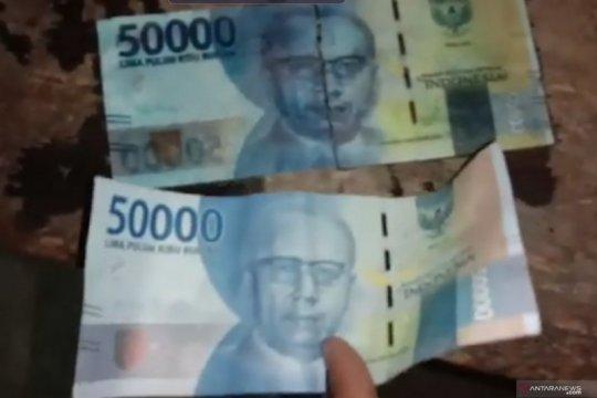 Masyarakat diimbau tetap waspadai peredaran uang palsu