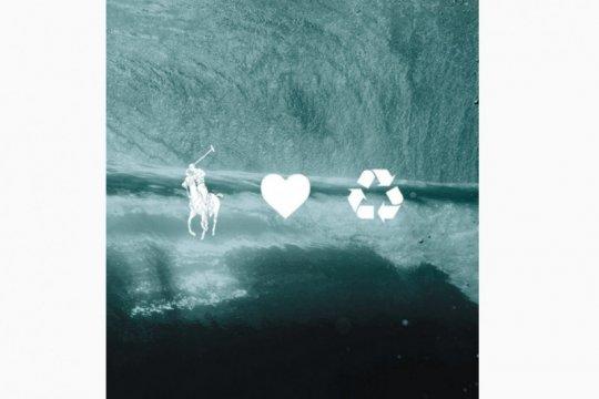 """Ralph Lauren luncurkan """"Earth Polo"""", busana dari plastik bekas"""