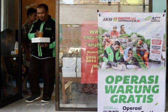 Kurangi dampak COVID-19, ACT Malang buka layanan warung makan gratis