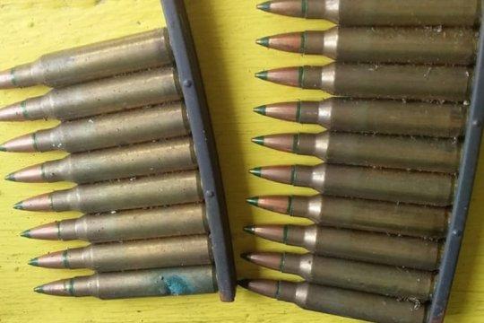 Warga Abepura menemukan 18 butir amunisi aktif