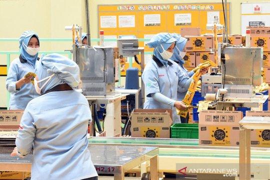 Ekspor naik 10 persen, Menperin sebut industri manufaktur menggeliat