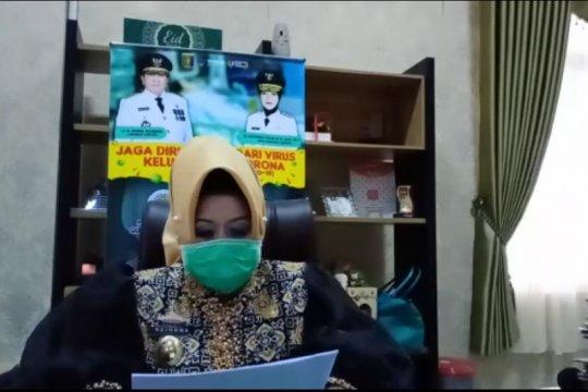 Belum ada transmisi lokal COVID-19 di Lampung meski kasus bertambah
