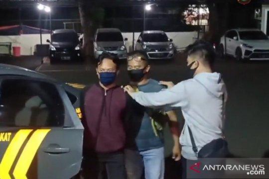 Polisi tangkap lima orang pelaku tawuran di Manggarai