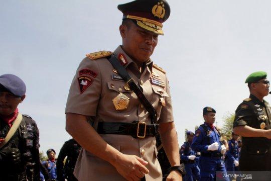 Polisi sumbangkan gaji buat penanganan COVID-19 dapat penghargaan
