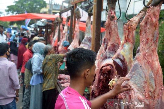 """Tradisi """"meugang"""" di tengah pandemi COVID-19 di Aceh"""