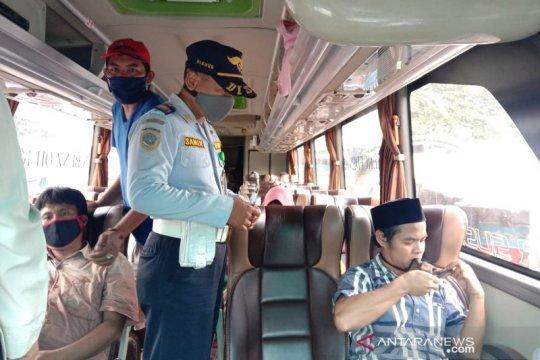 Penumpang bus AKAP Terminal Lebak Bulus alami peningkatan