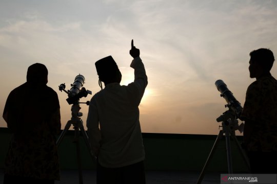 LAPAN perkirakan awal Ramadhan bakal seragam ditetapkan 13 April
