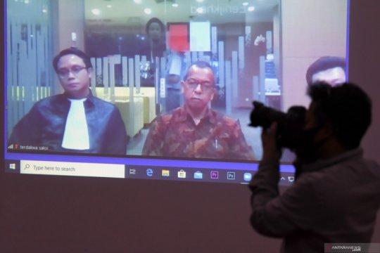 Mantan Dirut Garuda Indonesia Emirsyah Satar divonis 8 tahun penjara