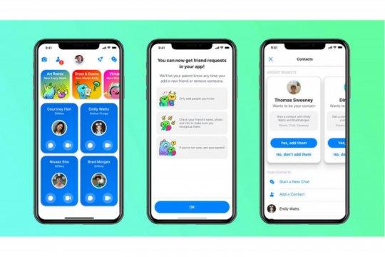Facebook luncurkan Messenger Kids di Indonesia