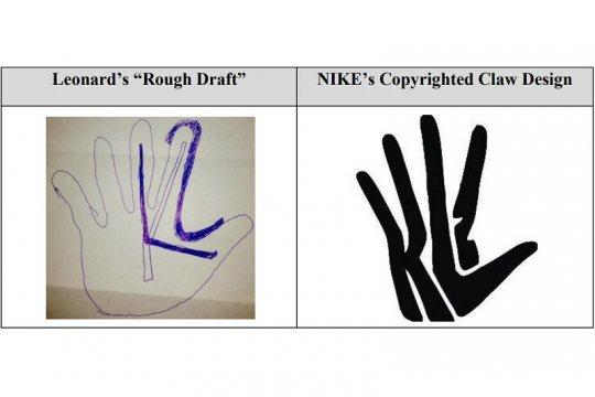 Nike menangi sengketa hak cipta logo Kawhi Leonard