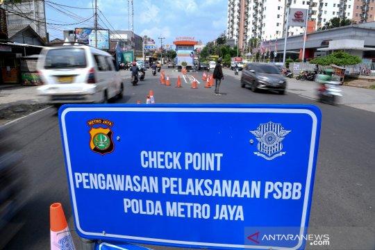 F-PPP: Relaksasi PSBB bisa dilakukan bila pandemi turun drastis