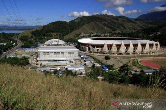 PON Papua diperkirakan digelar awal Oktober tahun depan