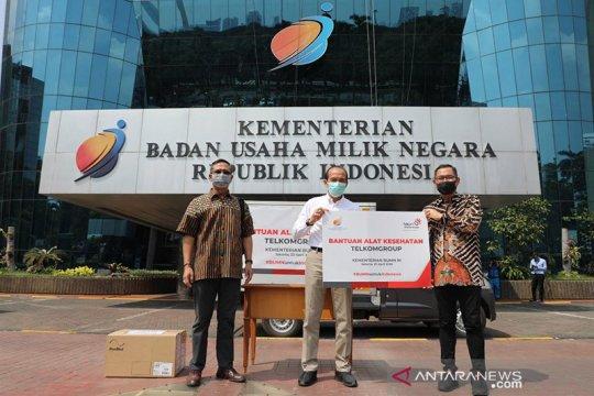 TelkomGroup serahkan 44 ventilator kepada Yayasan BUMN Untuk Indonesia