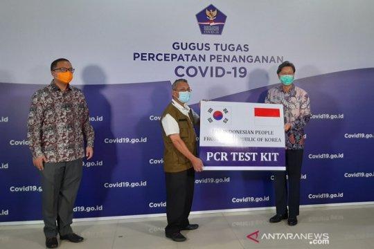 Korea Selatan kirim bantuan alat tes PCR untuk Indonesia