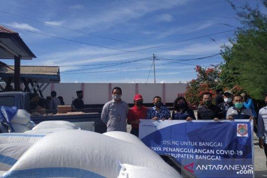 Perusahaan sumbang 2,5 ton beras dukung Pemprov Suteng Lawan COVID-19