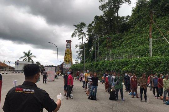 BP3TKI fasilitasi pemulangan ratusan PMI bermasalah dari Sarawak