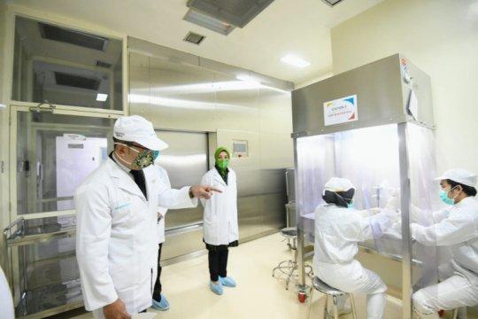 Gubernur : Bio Farma poduksi pereaksi kimia untuk tes swab di Jabar