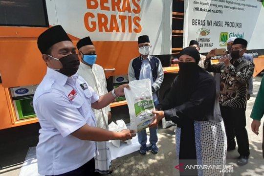 ACT bersama MUI Bekasi salurkan bantuan pemuka agama