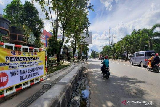 PSBB di Kota Banjarmasin dinilai tak maksimal