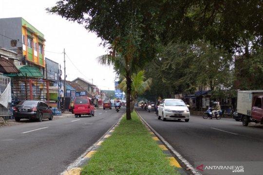 Volume kendaraan pemudik dadakan melintas Cianjur meningkat